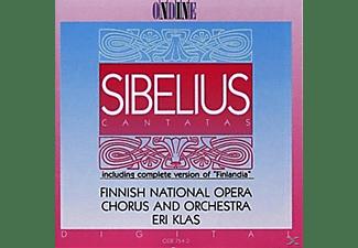 Finnish National Opera, Chorus And Orchestra - Sibelius: Cantatas  - (CD)