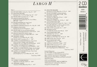 VARIOUS - Largo II  - (CD)