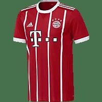 ADIDAS FC Bayern München Trikot Home, Weiß