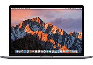 "APPLE MacBook Pro 15.4"" (Touch Bar) Bärbar Dator - Grå (MPTW2KS/A)"