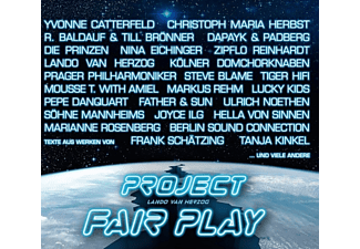 VARIOUS - Projekt Fair Play  - (CD)