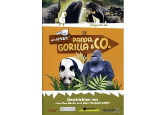Panda, Gorilla & Co. Vol.7 (Folgen 57-60) - (DVD)