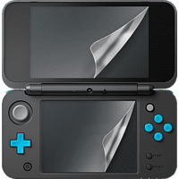 BIGBEN Nintendo 2DS XL Dual Screen Protection Schutzfolie, Schutzfolie, Transparent