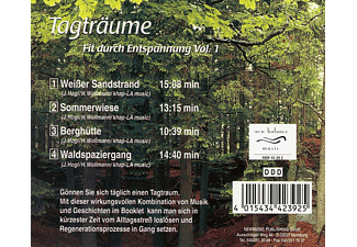 J. Hogl, H. Wollmann, Khap-LA Music - Fit Durch Entspannung I  - (CD)