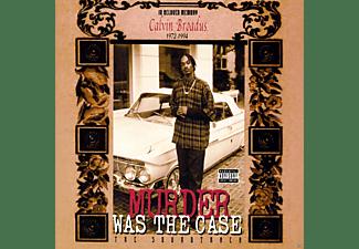 VARIOUS - Murder Was The Case (Ost)  - (Vinyl)