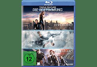 Triple Feature: Die Bestimmung (Divergent, Insurgent, Allegiant) Blu-ray