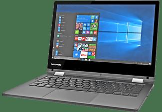 "Convertible 2 en 1 - Medion E2221T MD 60686 Intel® Atom® x5-Z8350 4 GB RAM 64GB eMMC 11.6"""