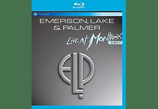 Emerson, Lake & Palmer - Live At Montreux 1997  - (Blu-ray)