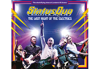 Status Quo - The Last Night Of The Electrics (Exklusive Edition) - (CD + DVD)