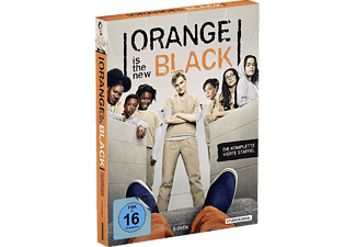 Orange is the New Black - 4. Staffel [DVD]