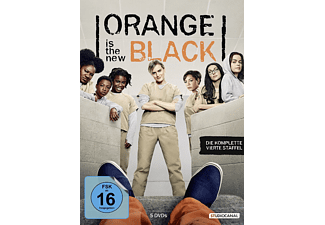 Orange is the New Black - 4. Staffel [DVD]