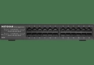 NETGEAR GS324 24-Port  Switch 24