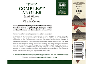 VARIOUS - The Compleat Angler  - (CD)