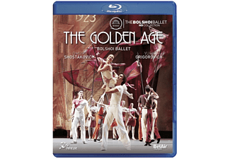 The Golden Age DVD