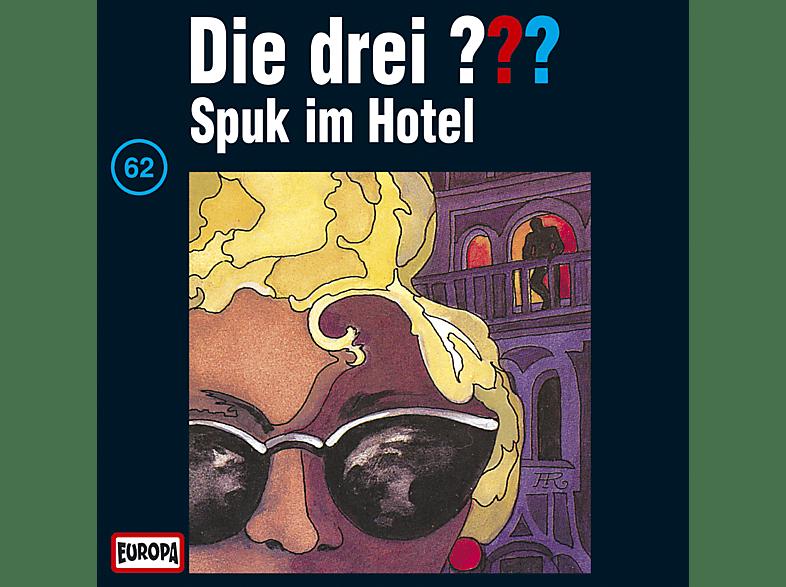 Die drei ??? 62: Spuk im Hotel - (CD)