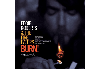 Eddie Roberts, The Fire Eaters - Burn ! - (Vinyl)