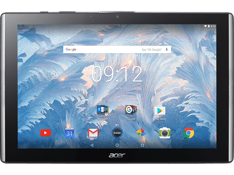 ACER Iconia One 10 (B3-A40), Tablet  , 32 GB, 10.1 Zoll, Schwarz