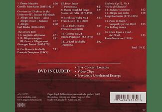 Angele & La Pieta Dubeau - Infernal Violins  - (CD)