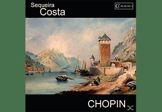 Costa Sequeira - The Four Ballades & Sonata No. 3  - (CD)