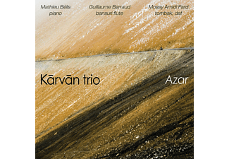 Karvan Trio - Azar - (CD)