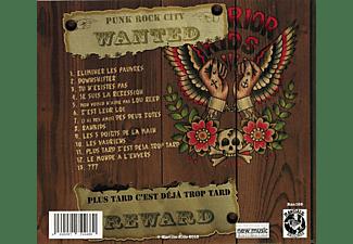 Warrior Kids - Plus Tard C'est Deja Trop Tard  - (CD)