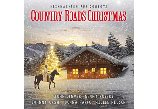 VARIOUS - Country Roads Christmas  - (CD)