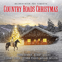 VARIOUS - Country Roads Christmas [CD]