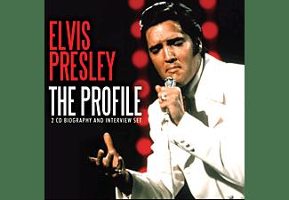 Elvis Presley - Elvis Presley - The Profile  - (CD)