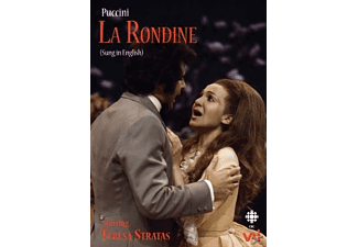 VARIOUS - La Rondine  - (DVD)