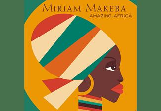 Miriam Makeba - Amazing Africa  - (Vinyl)