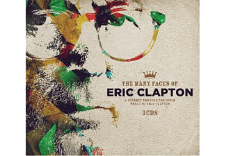 Eric Clapton - Many Faces Of Eric Clapton - (CD)