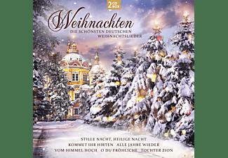 VARIOUS - Die schönsten deutschen Weihnachtslieder  - (CD)