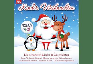 VARIOUS - Kinder Weihnachten - schönsten Lieder f.d.Kleinen  - (CD)