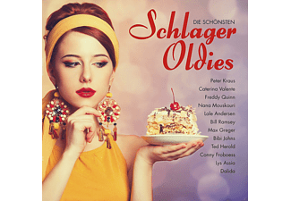 VARIOUS - Die Schönsten Schlager Oldies  - (Vinyl)