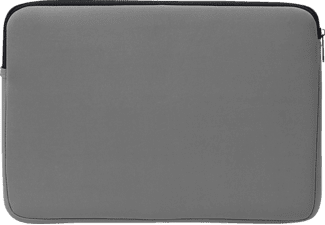 DICOTA Skin BASE Notebooktasche Sleeve für Universal Synthetisches Neopren, Grau