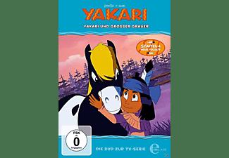 028 - Yakari und Grosser Grauer DVD