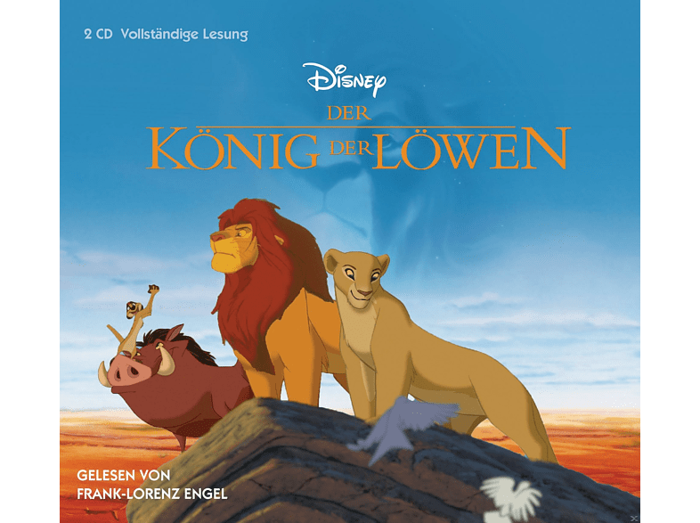 Der König Der Löwen - Der König der Löwen - Original-Hörbuch zum Film - (CD)