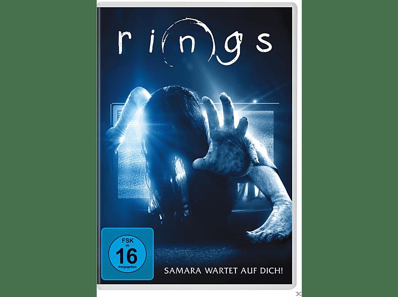 Rings [DVD]