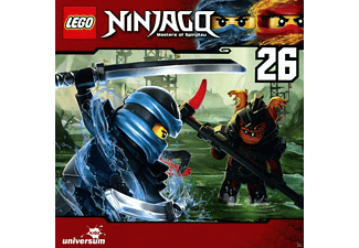 VARIOUS - LEGO Ninjago (CD 26)  - (CD)