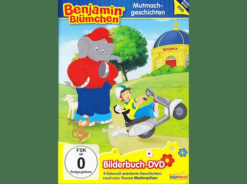 Benjamin Blümchen - Bilderbuch-DVD: Mutmachgeschichten [DVD]