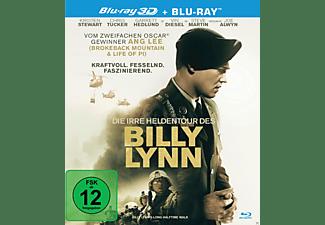 Die irre Heldentour des Billy Lynn 3D Blu-ray (+2D)