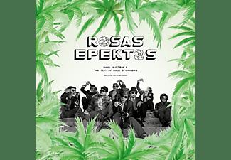 Bing Austria & The Flippin' Soul Stompers - Rosas Epetkos (Vinyl)  - (Vinyl)