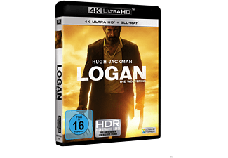 Logan - The Wolverine 4K Ultra HD Blu-ray + Blu-ray