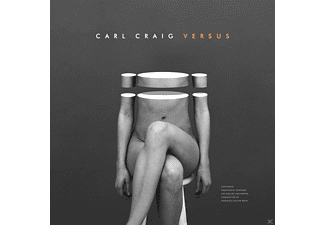 Carl Craig - Versus (2LP+MP3/Gatefold)  - (LP + Download)