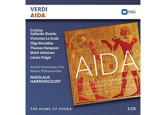 VARIOUS - Aida  - (CD)