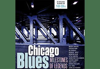 VARIOUS - tbc-Chicago Blues-Original Albums  - (CD)