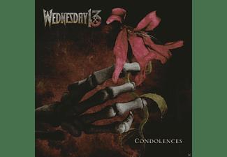Wednesday 13 - Condolences  - (CD)