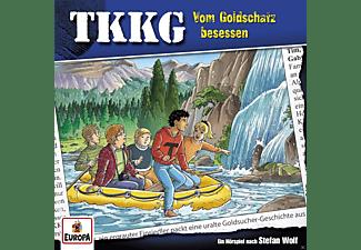 Tkkg - 201/Vom Goldschatz besessen  - (CD)