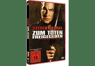 Zum Töten freigegeben DVD
