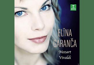 Fabio Biondi, Garanca Elina, Louis Langree - Elina Garanca-Mozart & Vivaldi  - (CD)
